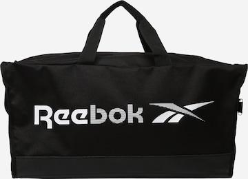 Reebok Sport Sporttáska - fekete