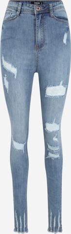 Missguided Tall Jeans 'SINNER' in Blau