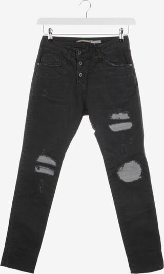 PLEASE Jeans in 27 in schwarz, Produktansicht