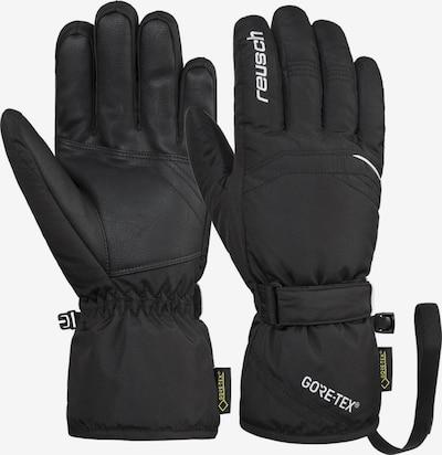 REUSCH Athletic Gloves 'Stefano GORE-TEX' in Black, Item view