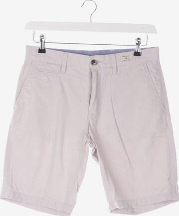 TOMMY HILFIGER Bermuda / Shorts in 31 in Weiß