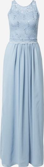 SWING Robe de soirée en bleu fumé, Vue avec produit