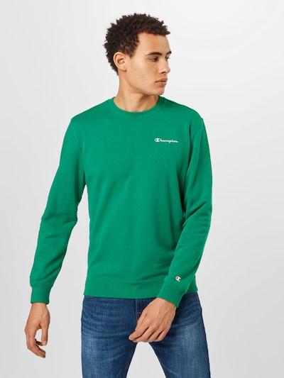 Champion Authentic Athletic Apparel Majica | zelena barva, Prikaz modela