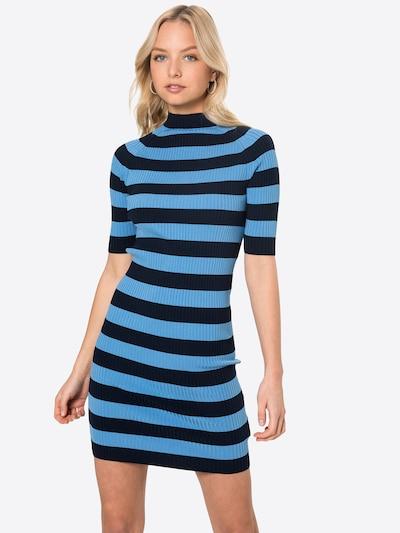 MICHAEL Michael Kors Kleid in hellblau / dunkelblau, Modelansicht