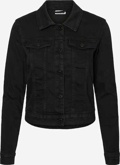 Noisy may Denim Jacke 'Debra' in black denim, Produktansicht