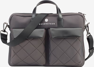 Rosenstaub Laptop Bag 'SARA' Grey in grau, Produktansicht