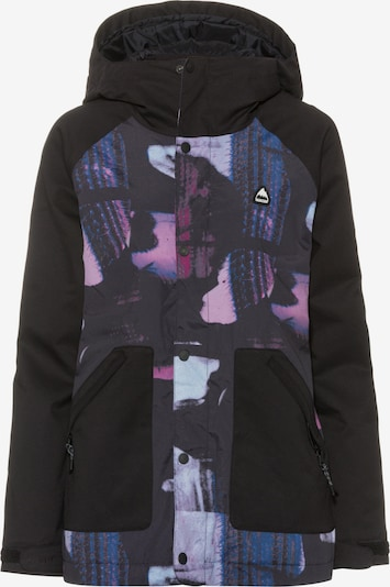 BURTON Jacke in blau / lila / schwarz, Produktansicht