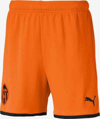 PUMA Shorts 'Valencia CF' in neonorange, Produktansicht