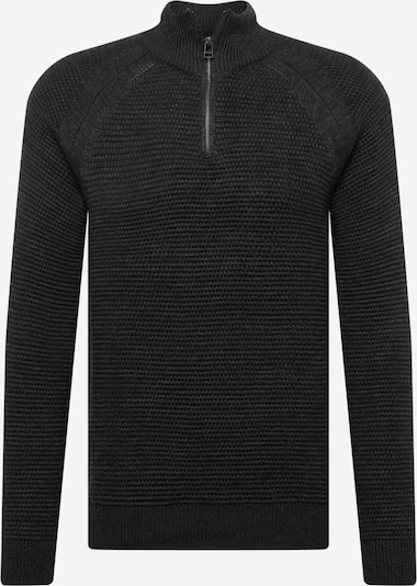 Casual Friday Pullover 'Kristian' in anthrazit, Produktansicht