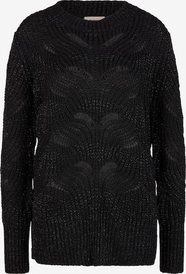 TRIANGLE Pullover in schwarz, Produktansicht