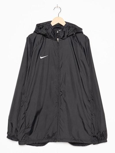 NIKE Regenmantel in XL/XXL in schwarz, Produktansicht