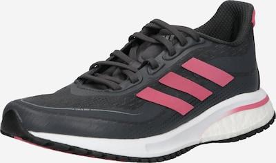 ADIDAS PERFORMANCE Sportschuh 'SUPERNOVA' in dunkelgrau / pink, Produktansicht