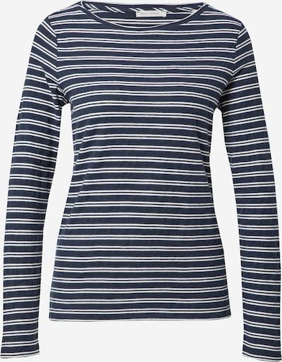 Marc O'Polo T-shirt en bleu foncé, Vue avec produit