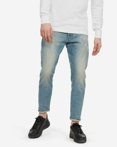 G-Star RAW Jeans 'Loic' in hellblau, Modelansicht