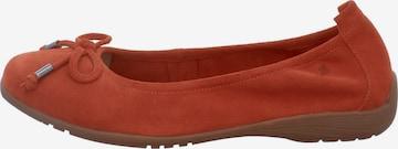 JOSEF SEIBEL Ballet Flats 'Fenja' in Red