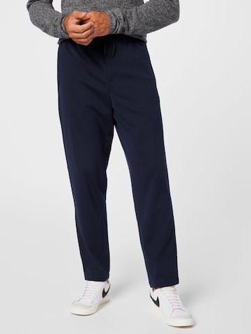 SELECTED HOMME Pants 'JIM' in Blue