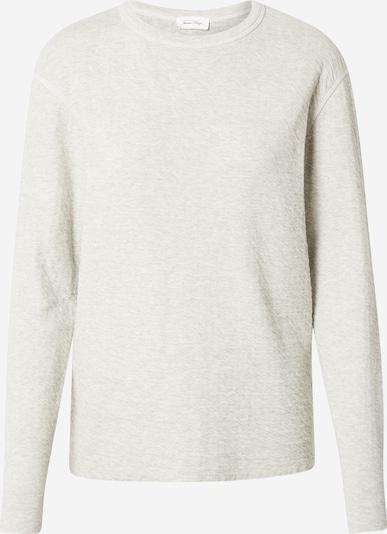 AMERICAN VINTAGE Skjorte 'Yatcastle' i gråmelert, Produktvisning