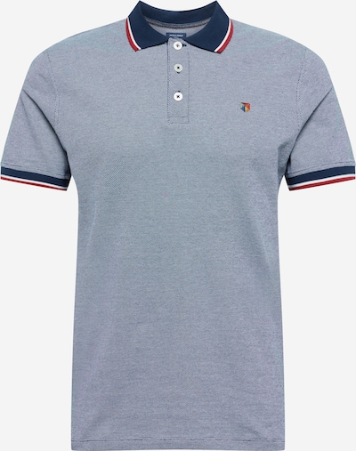 JACK & JONES Shirt in navy / mixed colours: Frontal view