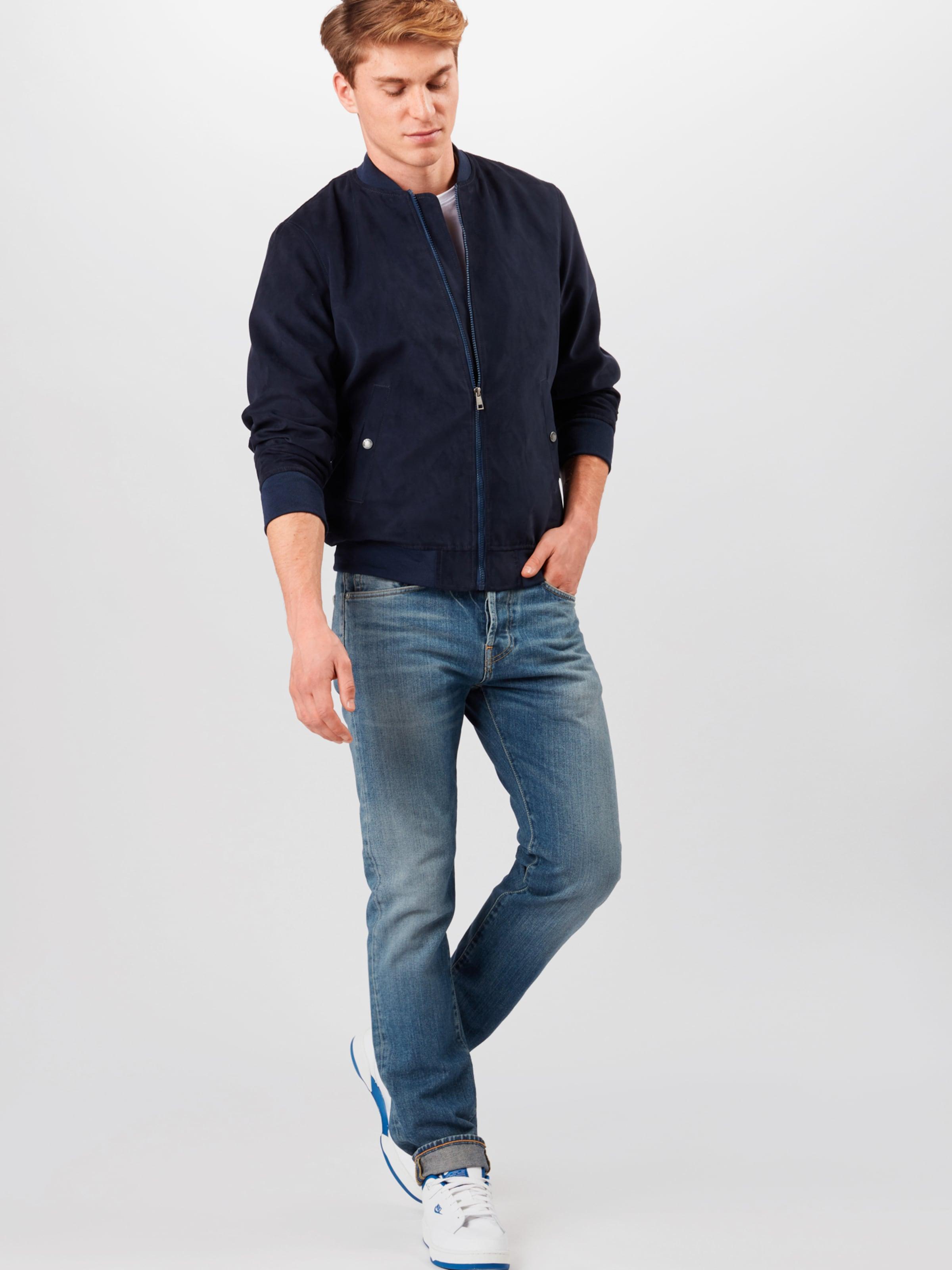 EDWIN Jeans 'Yoshiko Left Hand' i blå denim