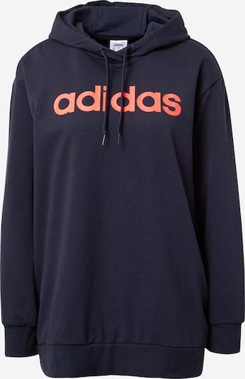 ADIDAS PERFORMANCE Sportief sweatshirt in de kleur Donkerblauw / Pink, Productweergave