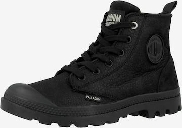 Palladium Boots 'Pampa' in Schwarz