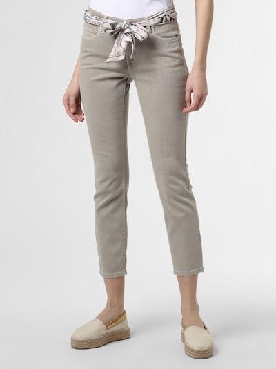 Cambio Pants 'Paris' in Pastel green, View model