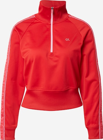 Calvin Klein Performance Spordidressipluusid, värv punane