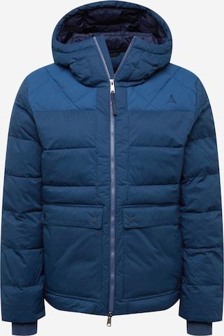 Schöffel Jacke 'Boston' in Blau