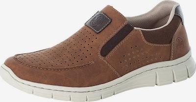 RIEKER Slip-On i brun, Produktvy
