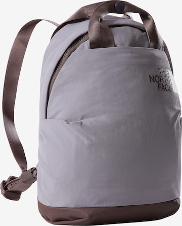 THE NORTH FACE Rucksack in Lila