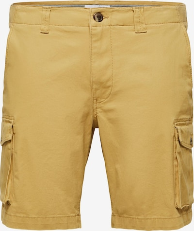 SELECTED HOMME Shorts 'Aiden' in senf, Produktansicht