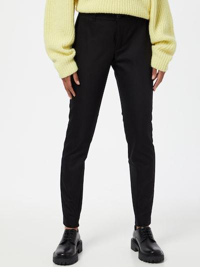 MOS MOSH Chino trousers 'Blake Night' in Black, View model