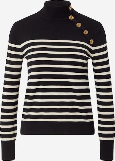 Marella Trui 'RICOLA' in de kleur Zwart / Wit, Productweergave