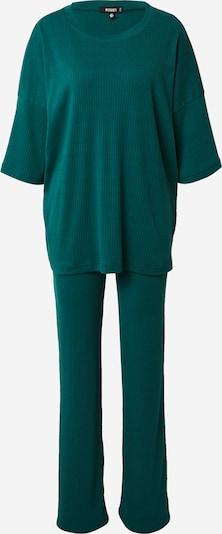 Missguided Survêtement en vert chiné, Vue avec produit