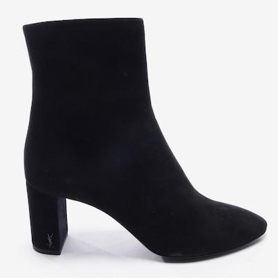 Saint Laurent Stiefeletten in 39,5 in schwarz, Produktansicht