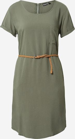 Eight2Nine Robe en olive, Vue avec produit