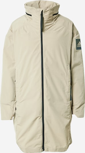 ADIDAS PERFORMANCE Veste outdoor en beige, Vue avec produit