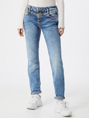 Soccx Jeans 'KA:RA' in Blau