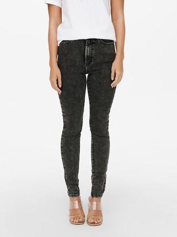 ONLY Jeans 'Keily' in Zwart