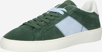 Baskets basses 'Plakka' SCOTCH & SODA en vert