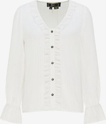 faina Bluse in Weiß