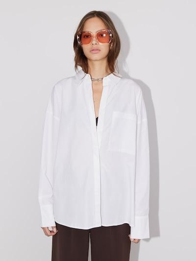 LeGer by Lena Gercke Bluse 'Elfi' in weiß, Modelansicht