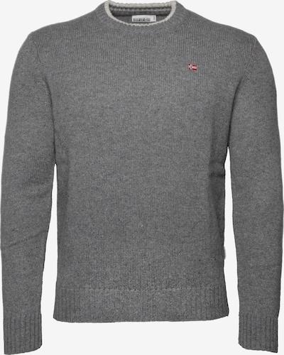 NAPAPIJRI Pullover in grau, Produktansicht