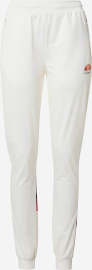 ELLESSE Παντελόνι φόρμας 'Lauras' σε πορτοκαλί / κόκκινο / μαύρο / offwhite, Άποψη προϊόντος