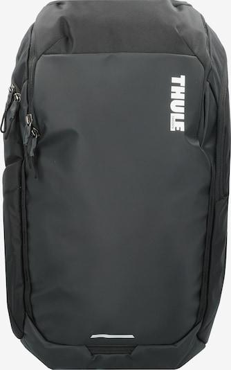 Thule Rucksack in schwarz / weiß, Produktansicht