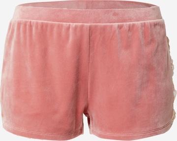 rozā ABOUT YOU x hunkemöller Pidžamas bikses