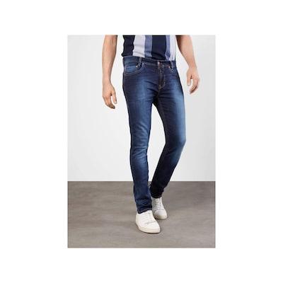 MAC Jeans in blau, Modelansicht