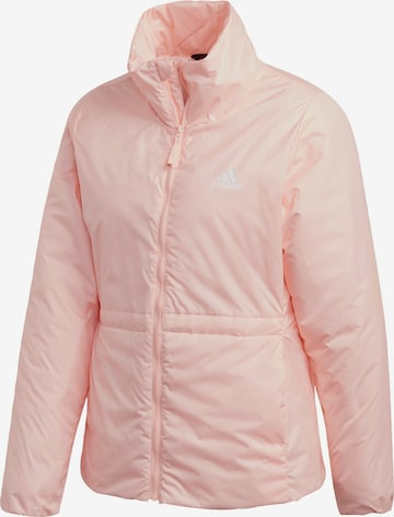 ADIDAS PERFORMANCE Outdoor Jacket in Pink