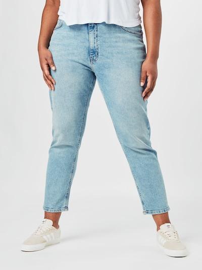 ONLY Carmakoma Jeans 'Eneda' in blue denim, Modelansicht