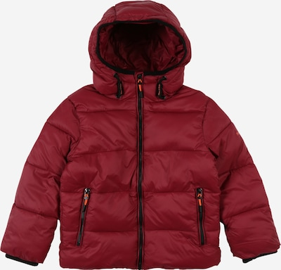 Marc O'Polo Junior Jacke in weinrot, Produktansicht
